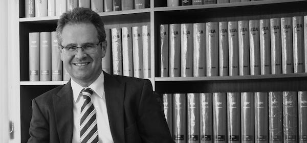 Rechtsanwalt und Fachanwalt Hans-Bernd Beckert